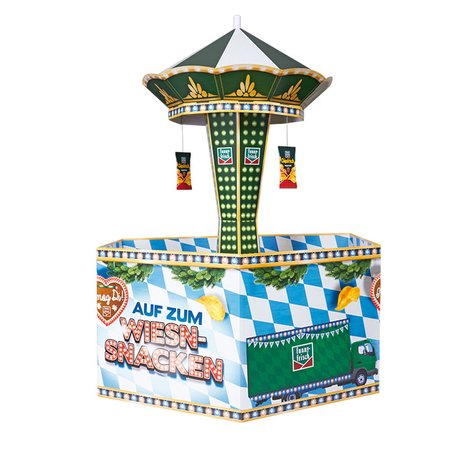 [Translate to English:] funny-frisch Wiesn-Display
